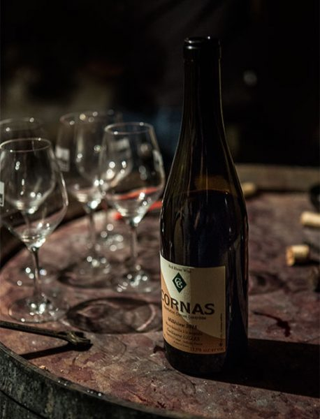 Cornas Domaine Guillaume Gilles
