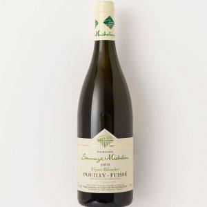Roger Saumaize - Bourgogne - Pouilly-Fuissé - Vignes Blanches - 2016