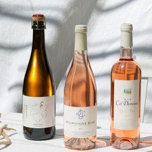 Box de Vins Rares Rosés