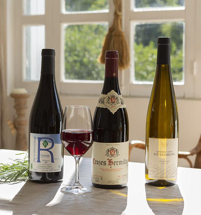 Box Vin Viamo - Vins rares - Vignerons