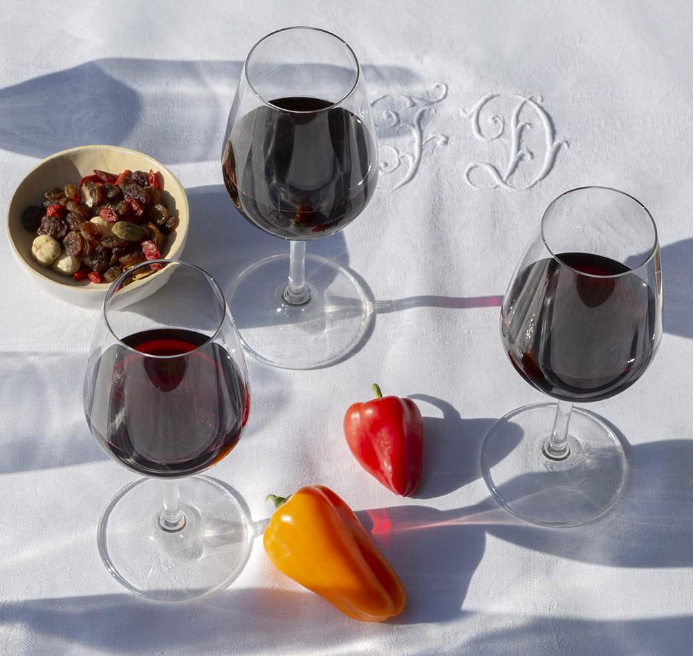 Box de vin Premium rouge - Abonnement Viamo