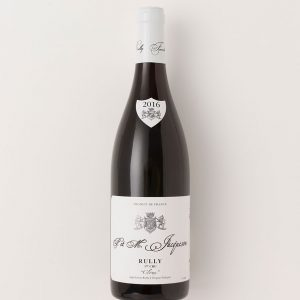 Domaine Paul et Marie Jacqueson - Bourgogne - Rully - Cloux 2016
