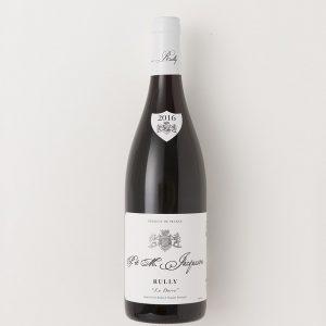 Domaine Paul et Marie Jacqueson - Bourgogne - Rully - La Barre 2016