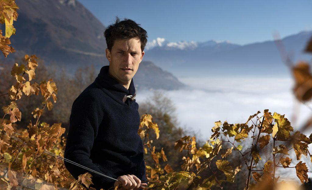 Nicolas Ferrand - Domaines des Côtes Rousses