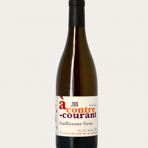 A contre-courant 2015 Domaine Guillaume Gros