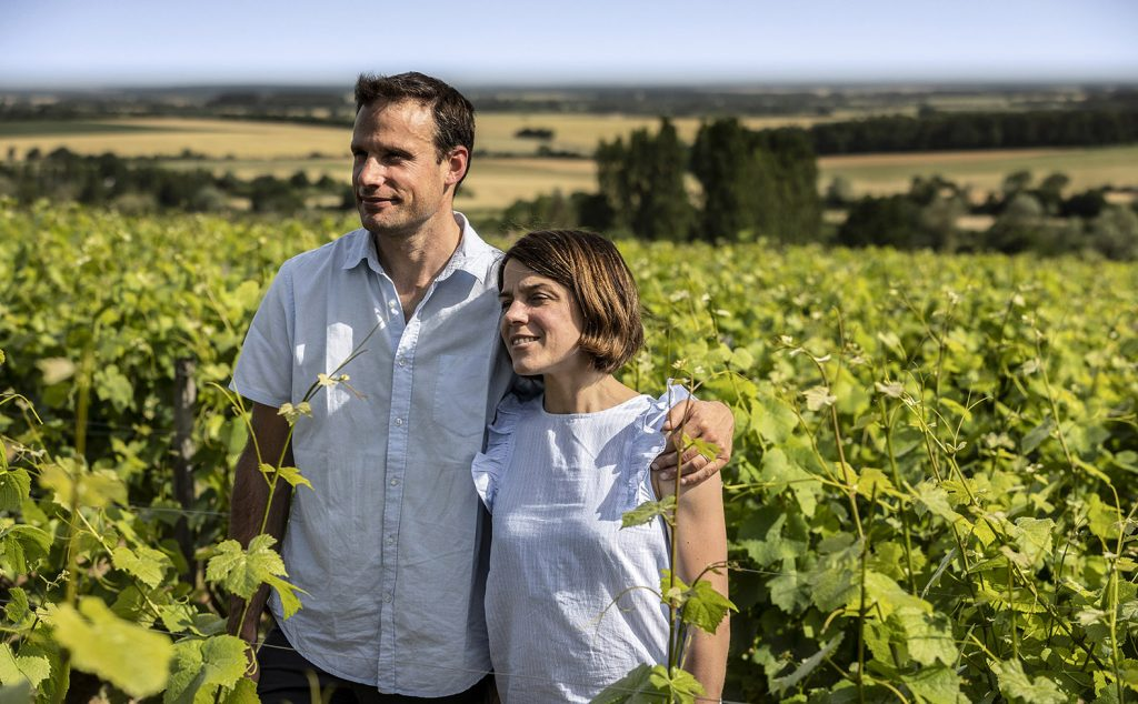 Viamo - Domaine Teiller - Olivier et Patricia Luneau - Loire