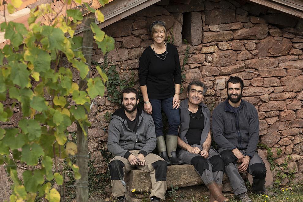 Domaine Arretxea - Famille Riouspeyrous. Viamo