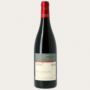Le vignoble d'élian 2014 - Élian Da Ros