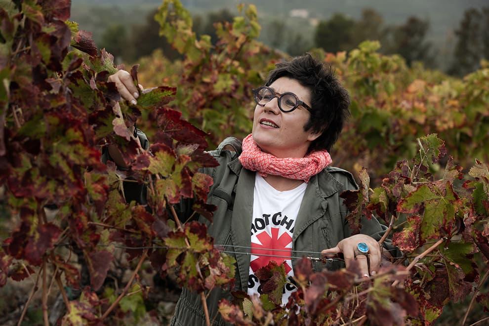 Clos Fornelli - Josée Vanucci