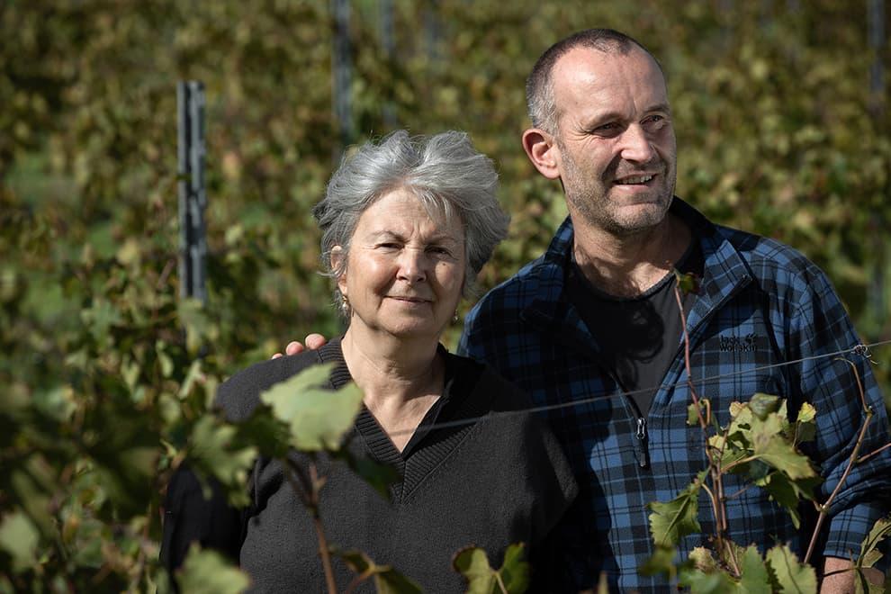 Sébastien et Muriel Giudicelli - Poggio d'Oletta