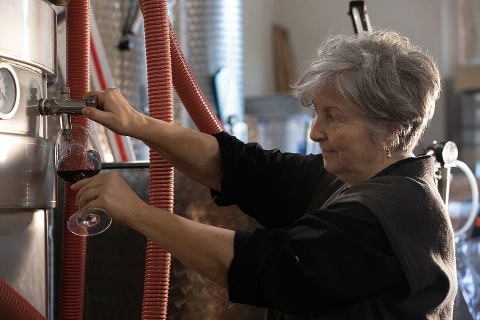 Muriel Giudicelli - Poggio d'Oletta
