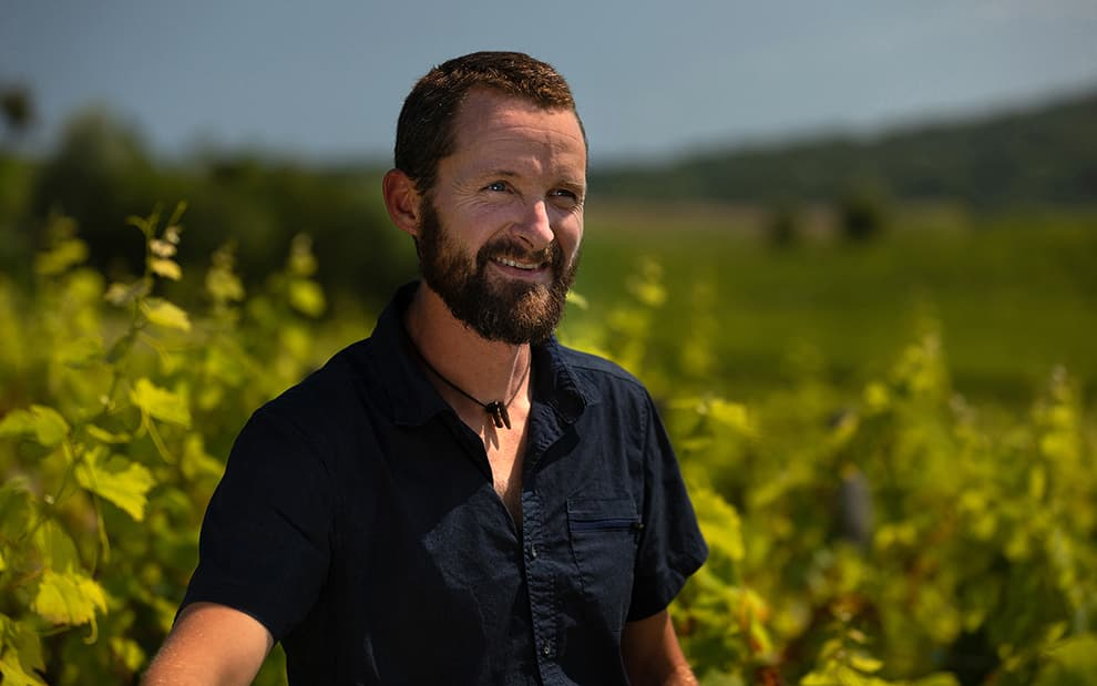 Julien Mareschal - Domaine de La Borde